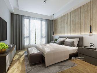 140平米别墅日式风格卧室设计图