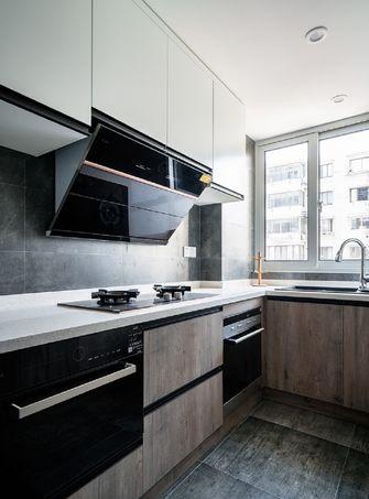 110平米三室两厅欧式风格厨房装修图片大全