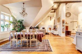 140平米宜家风格餐厅装修案例