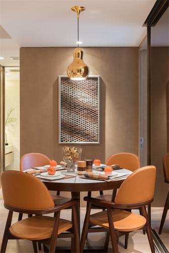 80平米日式风格餐厅图片