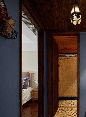130平米三室两厅东南亚风格走廊装修图片大全