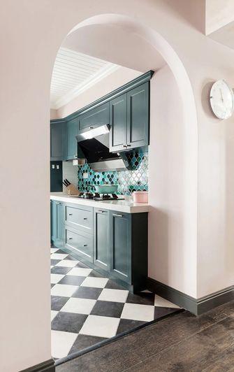 120平米三室两厅法式风格厨房效果图