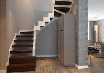 120平米三室两厅北欧风格楼梯间装修效果图