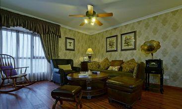 10-15万110平米三室三厅地中海风格客厅欣赏图