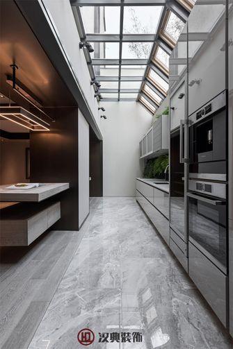 120平米一室两厅中式风格厨房欣赏图