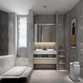 140平米一室四厅现代简约风格卫生间装修图片大全