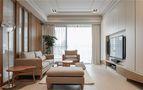 富裕型100平米三室两厅日式风格阳台飘窗欣赏图