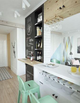 80平米一室两厅北欧风格其他区域装修图片大全