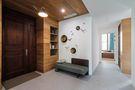 140平米四室三厅其他风格走廊图