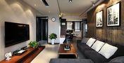 四房现代简约风格装修效果图