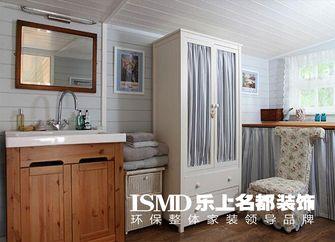 经济型50平米一室一厅田园风格梳妆台装修案例