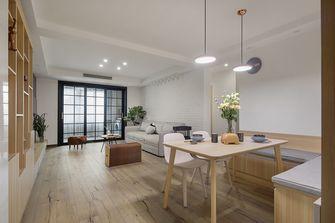 140平米四室两厅日式风格餐厅图