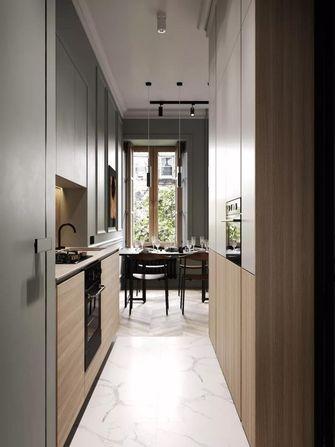 60平米一室一厅现代简约风格厨房装修案例