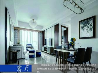 富裕型100平米三室两厅其他风格餐厅效果图