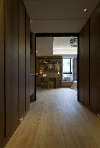 80平米三室一厅中式风格走廊装修案例