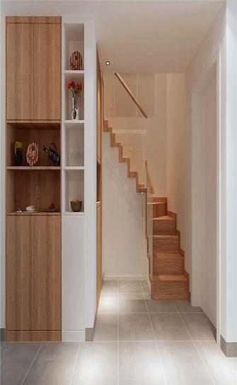 100平米四室两厅北欧风格楼梯间设计图