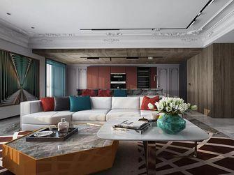 140平米四室三厅其他风格客厅图片