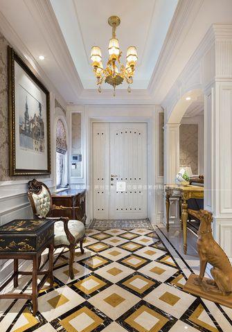 豪华型140平米别墅欧式风格玄关装修图片大全