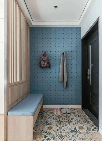 100平米三室一厅现代简约风格玄关效果图