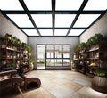 20万以上140平米别墅新古典风格阳光房装修图片大全