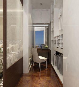 140平米三室两厅美式风格衣帽间图片
