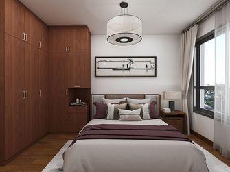 70平米一室两厅中式风格卧室装修案例