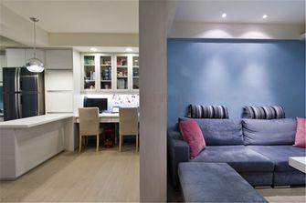 60平米公寓宜家风格书房图片