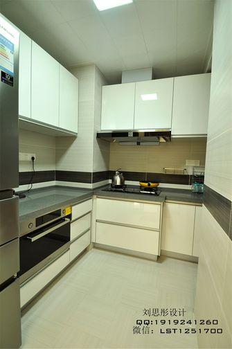 15-20万90平米现代简约风格厨房欣赏图