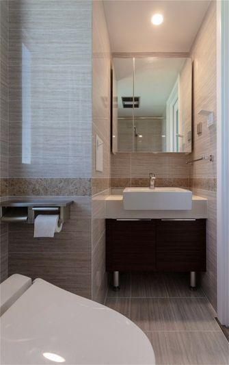 100平米三法式风格卫生间设计图