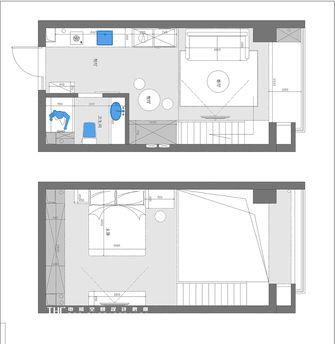 40平米小户型现代简约风格其他区域图片大全