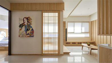90平米三室两厅日式风格走廊设计图