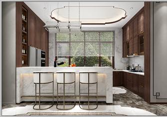 140平米别墅法式风格厨房设计图
