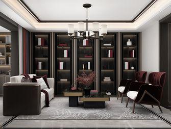 140平米三室三厅中式风格客厅装修案例