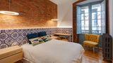 60平米一室两厅宜家风格卧室欣赏图