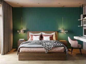 70平米公寓美式风格卧室装修图片大全