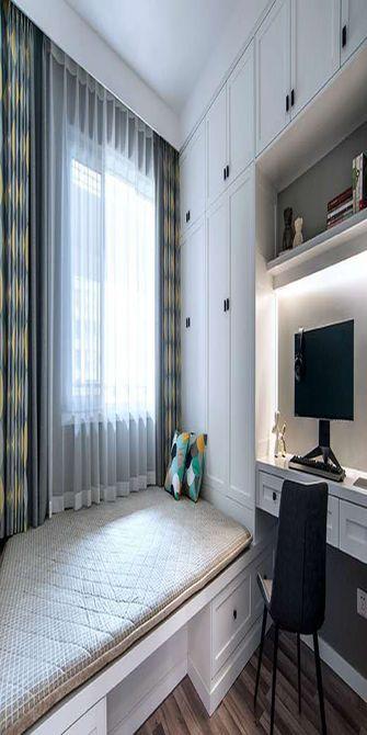 90平米四室一厅欧式风格卧室设计图