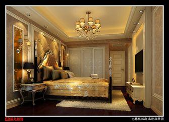 20万以上140平米四室五厅欧式风格卧室装修案例