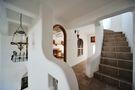 豪华型140平米别墅北欧风格楼梯效果图