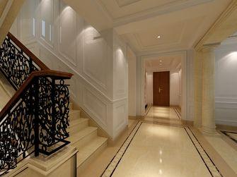 20万以上140平米别墅法式风格楼梯装修案例