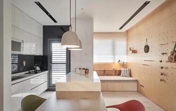 60平米一居室宜家风格厨房图片大全