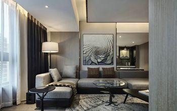 70平米一室一厅其他风格客厅图