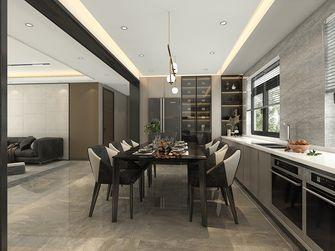 130平米四室一厅法式风格餐厅效果图