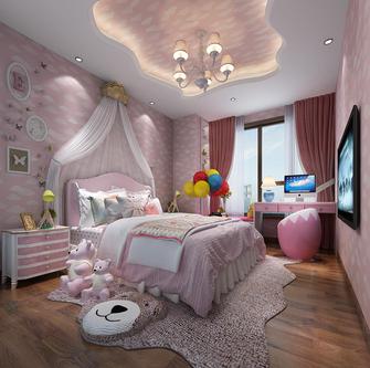 60平米法式风格儿童房图片大全