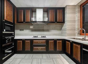 110平米三室一厅中式风格厨房效果图