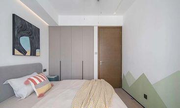120平米三现代简约风格儿童房装修效果图