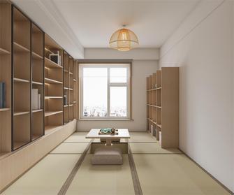130平米三室两厅日式风格阳光房欣赏图