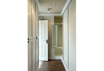 富裕型140平米复式美式风格储藏室装修案例