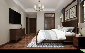 140平米别墅美式风格卧室图片大全