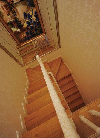 15-20万140平米别墅欧式风格楼梯图片