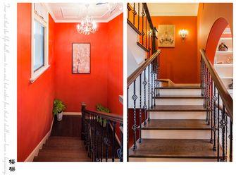 豪华型140平米别墅混搭风格楼梯欣赏图